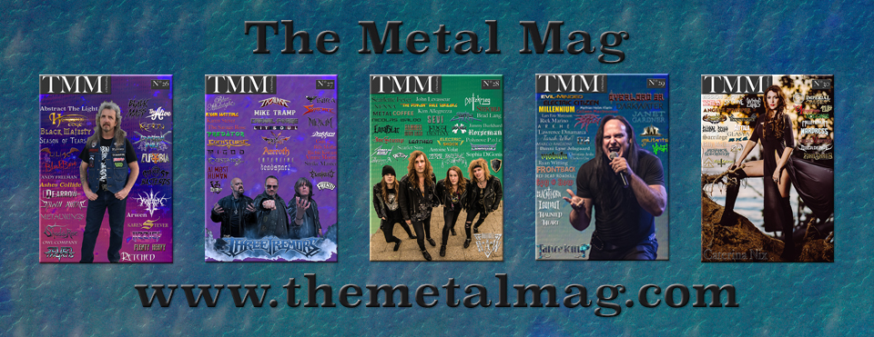 ©The Metal Mag banner