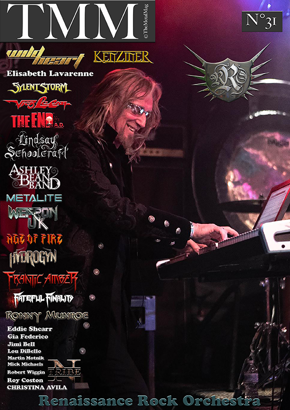 The Metal Mag N°31